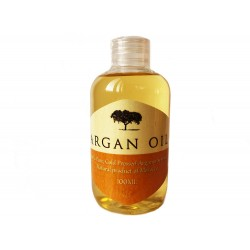 Pure Argan Oil PET Plastic Bottle 100ml