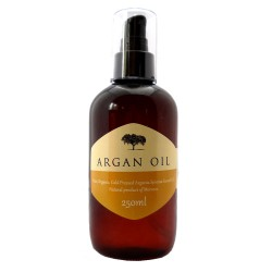 Pure Argan Oil With Pump  250ml