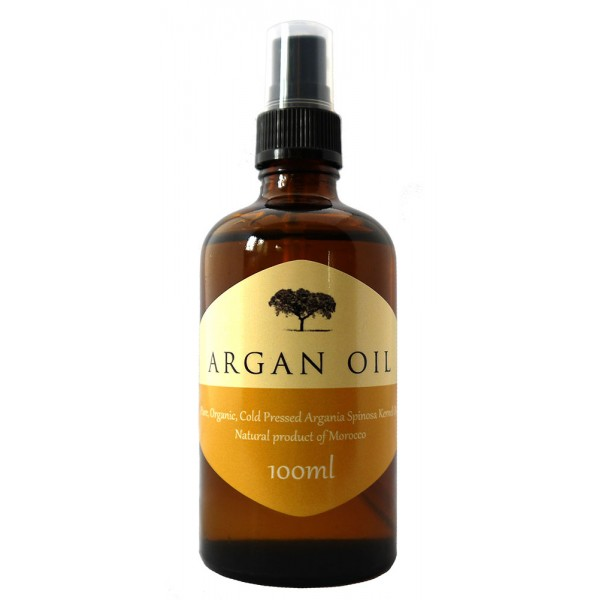 Pure Argan Oil With Pump 100ml