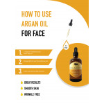 Pure Argan Oil With Pipette 100ml