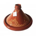 Tagine cooking pot for 2 people